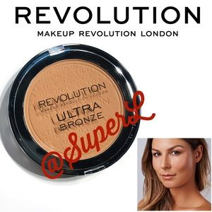 3/$15 Makeup Revolution Ultra Bronze Bronzer Matte